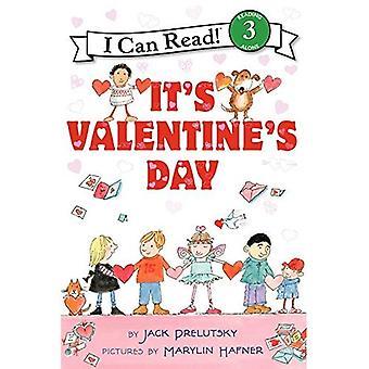 C'est la Saint-Valentin (je peux lire des livres: niveau 3)