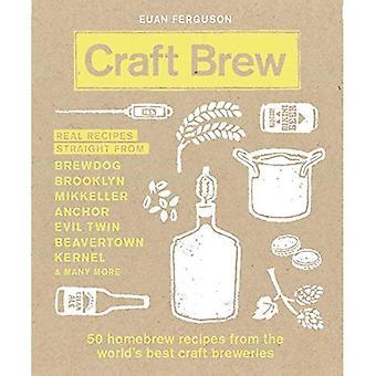 Cerveja artesanal: 50 receitas de homebrew melhores cervejarias de artesanato do mundo