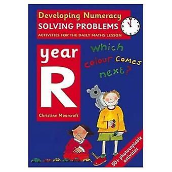 Desenvolvimento de numeracia - ano r: resolução de problemas
