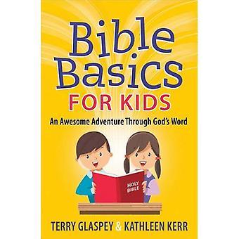 Bibeln grunderna för barn