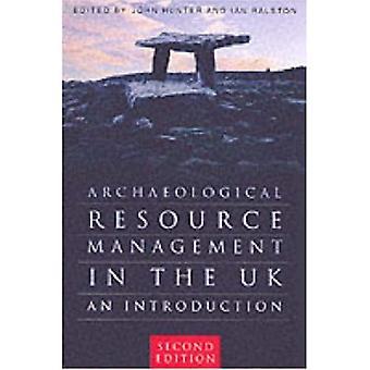 Gestione delle risorse archeologiche nel Regno Unito: un'introduzione
