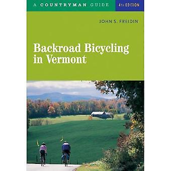 Backroad ciclismo en Vermont