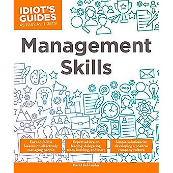 Idiot's Guides: Management Skills
