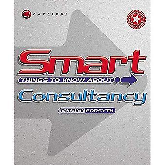 Smarta saker att veta om konsulttjänster