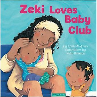 Zeki elsker Baby-klubb
