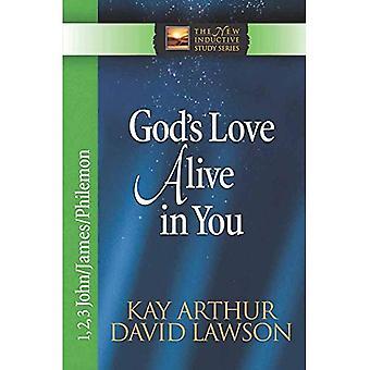 Jumalan rakkauden elossa sinua (uusi induktiivinen tutkimus)