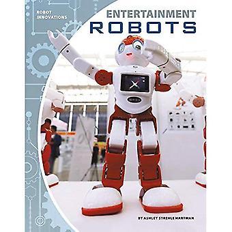 Robôs de entretenimento (robô inovações)