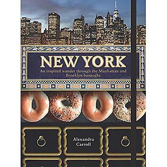 نيويورك: تجول مستوحاة من خلال الأحياء بروكلين ومانهاتن