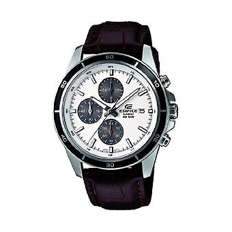 Casio Edifice ef-526L-7AVUEF, analog Man, blanc