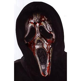 Ghost Face saignement Zombie masque pour Halloween