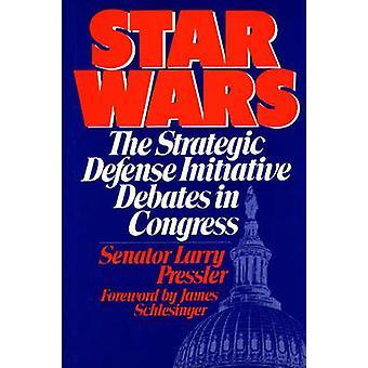 Star Wars los Debates de iniciativa de defensa estratégica en el Congreso por Pressler y Larry