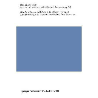 Entstehung und Strukturwandel des Staates da Breuer & Stefan