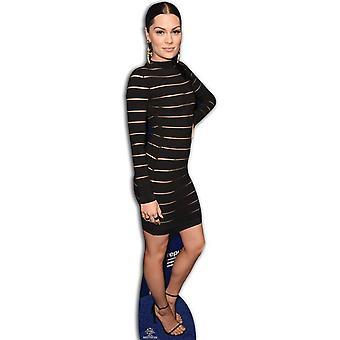 Jessie J Lifesize Cardboard knipsel / Standee / Standup