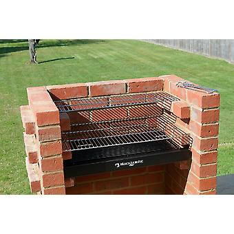 Black Knight murstein Grill Kit BKB404