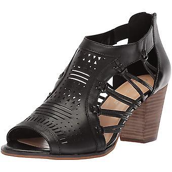Bella Vita Womens Kortez Leather Peep Toe Casual Strappy Sandals