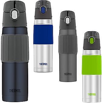 Thermos 18 oz. vacuüm geïsoleerde RVS hydratatie waterfles