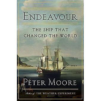 Endeavour: el barco que cambió el mundo