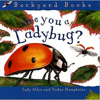 Are You a Ladybug? by Judy Allen - 9780753456033 Book