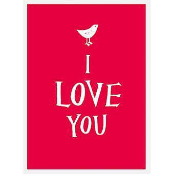 I Love You - 9781849535700 Book