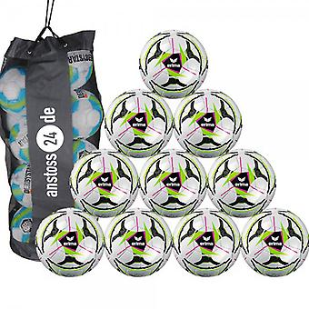 10 x erima młodzieży piłka Senzor uniwersalna Lite 350 obejmuje Biegański