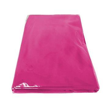 Copertura in cotone per doppia materasso Futon - Rosa