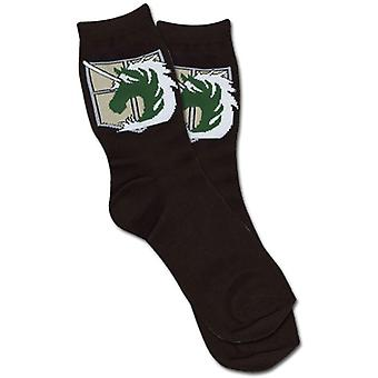 Socks - Attack on Titan - New Military Police Toys Anime Gifts Licensed ge71009