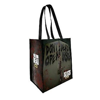 Tote Bag - The Walking Dead - Don't Open Dead Shopping New Toys Licensed TWD-L124