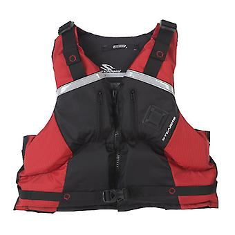 Stearns 2000006982 Red panache Paddlesports levens vest, Small-Medium