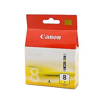 Canon CLI8Y Carro de tinta - Amarillo