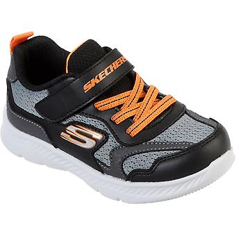 Skechers بويز مريح فليكس 2.0 أحذية المدربين خفيفة الوزن