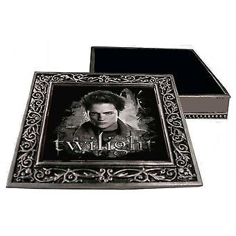 الشفق المجوهرات مربع معدني مربع (إدوارد)