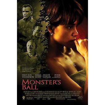 Monsters bal (UV gecoat/hoogglans) (2001) originele Cinema poster