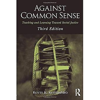 Gegen den gesunden Menschenverstand: Lehren und Lernen auf dem Weg zu sozialer Gerechtigkeit (Paperback)