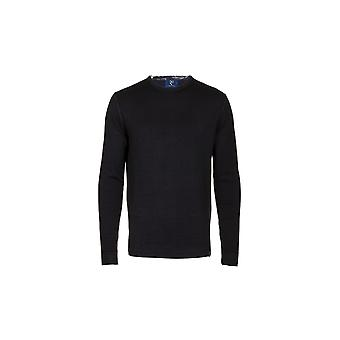 R2 Crew Neck Knitwear Navy