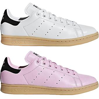 Adidas Originals kvinner Stan Smith casual lav Rise Lace opp trenere joggesko