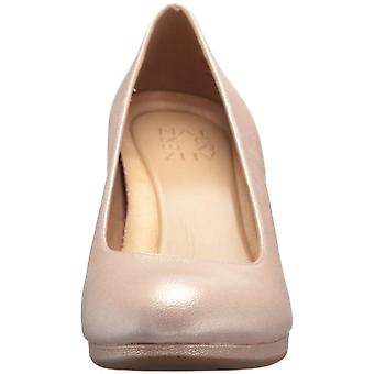 Naturalizer Womens D6572LM Leather Round Toe Classic Pumps