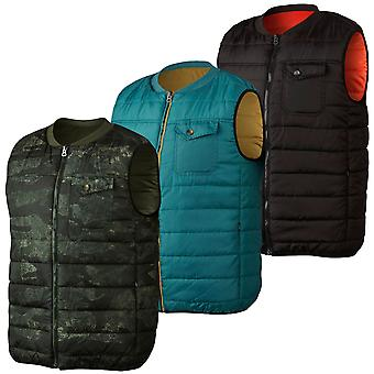 Oakley Sport Hommes Escorte Vest Veste en plein air Gilet