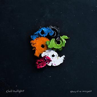 Civil Twilight - Story of an Immigrant [Vinyl] USA import