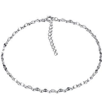 925 Silver Starry Choker Necklace