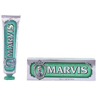 Marvis tannkrem klassisk sterk Mint av 85 ml