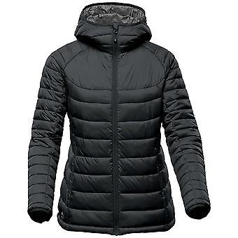 Stormtech Womens Stavanger Thermal Durable Hooded Shell Coat