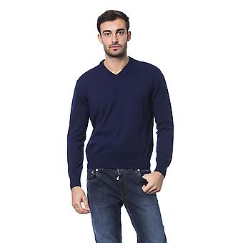 Pullover Bleu Billionaire homme