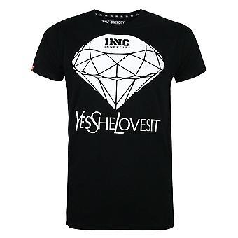 Innercity She Loves It Men's Camiseta
