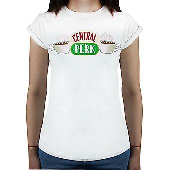 Friends Central Perk Mujeres's Camiseta