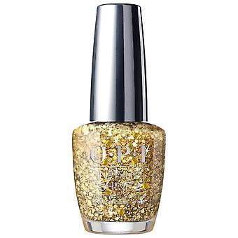 OPI Infinite Shine Gold Key to The Kingdom - Nøddeknækkeren 2018 Nail Polish Collection (HRK28) 15ml