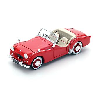 Triumph TR2 (1953) Resin Model Car
