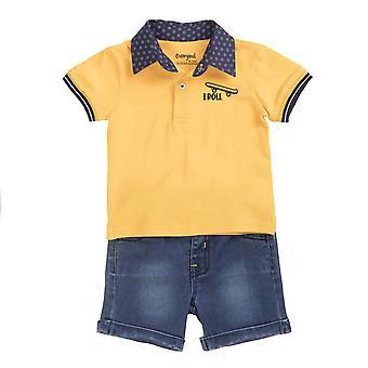 Babybol Boys Clothing Set (2st) Iroll