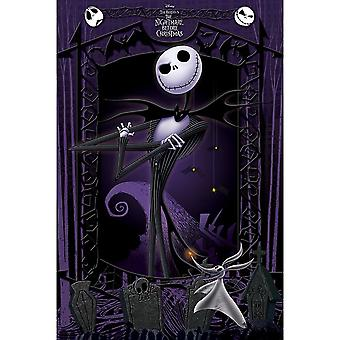 Nightmare Before Christmas, Maxi Poster - Jack