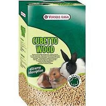 Versele Laga Granules Cubetto Wood-Pressed Wood 12 L (Small pets , Bedding)