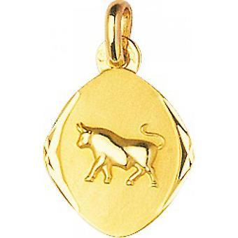 M daille oro toro 750/1000 giallo (18K)